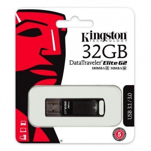 Kingston data traveler dt elite g2 32gb metal 180/70mb/s