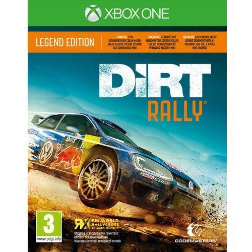 Gra Dirt Rally z kategorii: gry Xbox One