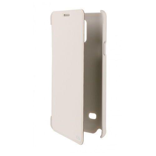 Etui OXO Book Case XBONOT4COLWH6 do Samsung Galaxy Note 4 Biały + Zamów z DOSTAWĄ W PONIEDZIAŁEK!, kolor biały