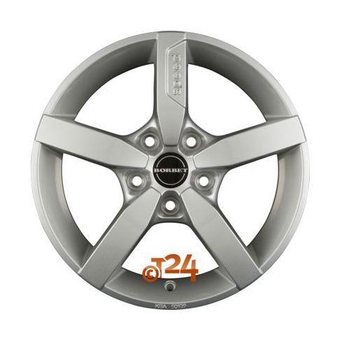 Felga aluminiowa Borbet T1 17 7 5x108 - Kup dziś, zapłać za 30 dni