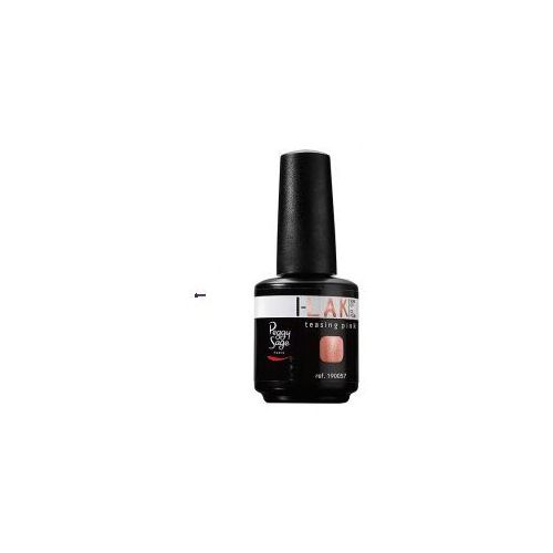 Peggy Sage I-LAK Soak Off Gel Polish (W) lakier do paznokci Teasing Pink 15ml