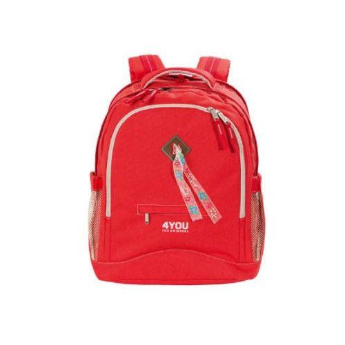 flash plecak compact, 236-44 just red marki 4you