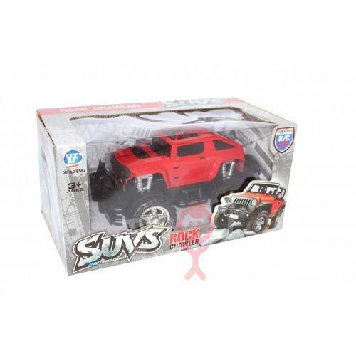 Askato Jeep rc z ładowarką (6901440104317)