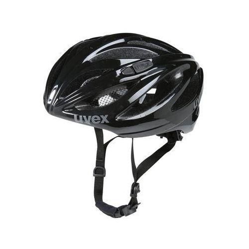 Uvex kask rowerowy Boss Race Black 52-56, 410229