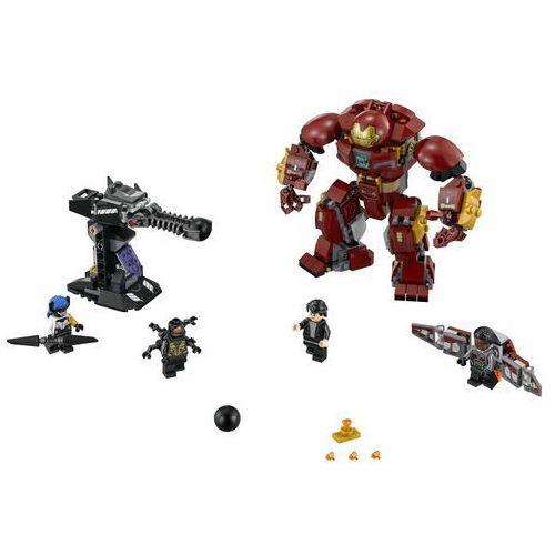 Lego SUPER HEROES Walka w hulkbusterze the hulkbuster smash-up 76104