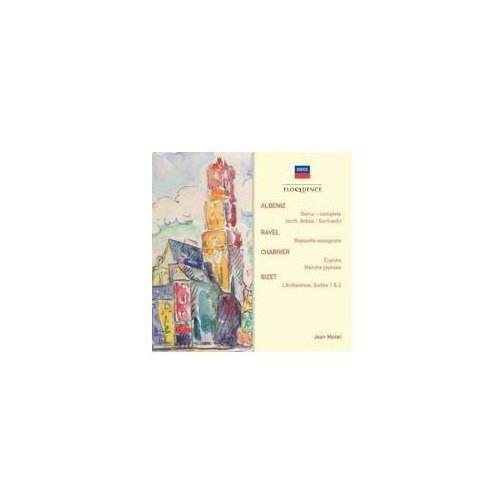 Albeniz / Iberia / Ravel / Cha (muzyka klasyczna)