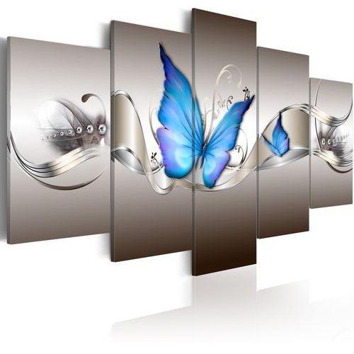 Artgeist Obraz - niebieskie motyle