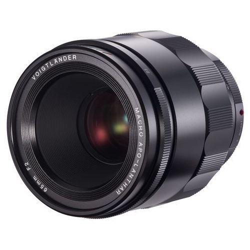 Voigtlander macro apo lanthar 65 mm f/2 sony e