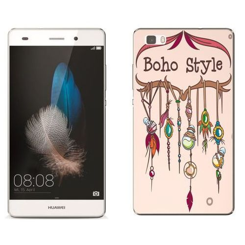 Huawei P8 Lite - etui na telefon - Kolekcja boho - wisiorki styl boho - J42