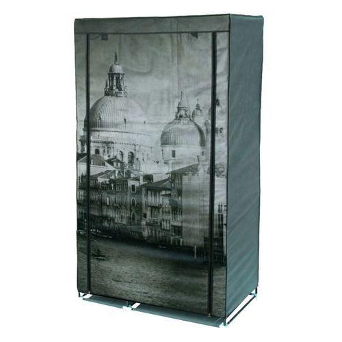 Garderoba z półkami Venice z nadrukiem (5907439176373)