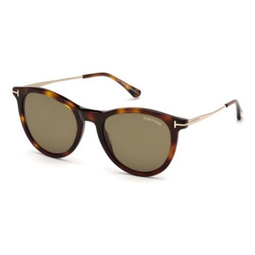 Okulary Słoneczne Tom Ford FT0626 Polarized 92H, kolor żółty