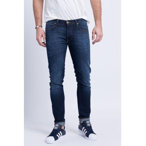 - jeansy luke slim tapered marki Lee