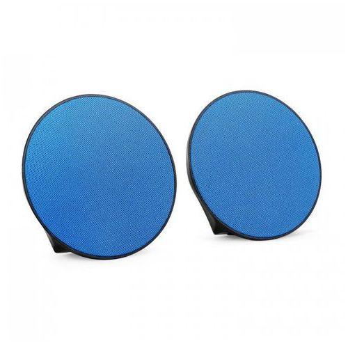Oneconcept dynasphere przenośne głośniki bluetooth niebieski (4260365795539)