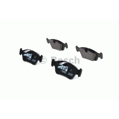 Bosch - zestaw klocków hamulcowych, hamulce tarczowe (4047024043985)
