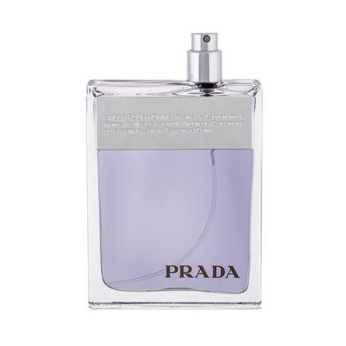 Prada For Man 100ml M Woda toaletowa Tester (8435137704286)