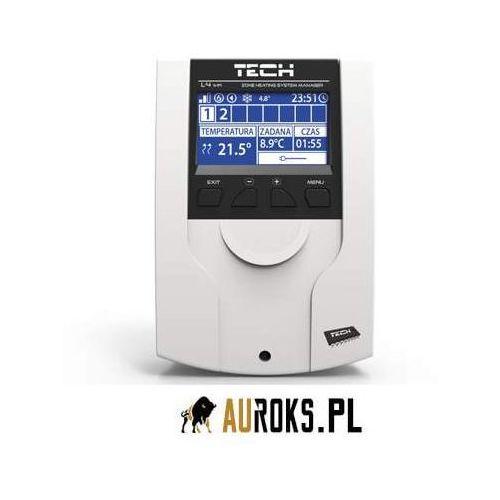 Tech sterowniki Tech bezprzewodowo-przewodowy sterownik zaworów termostatycznych l-4 wifi (8 sekcji) (5902479662367)