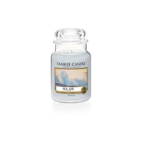 Yankee candle Świeca zapachowa duży słój sea air 623g