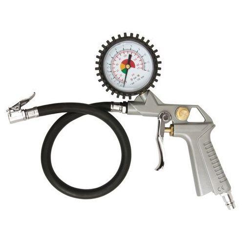 Pistolet do pompowania z manometrem (8712418264210)