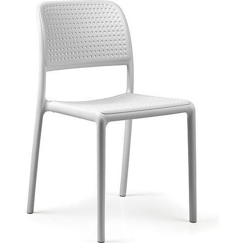 Krzesło ogrodowe Bora Bistrot białe (8010352243002)