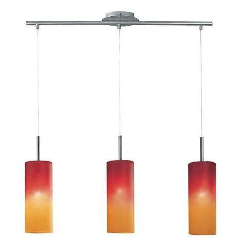 EGLO 83203 - Lampa wisząca TROY 1 3xE27/60W