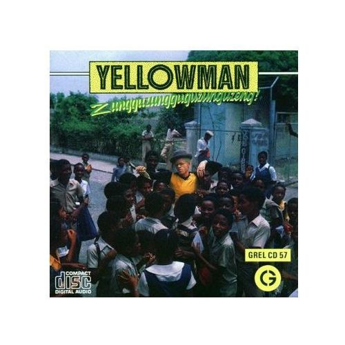 Greensleeves Yellowman - zungguzungguguzungguzeng (5015401105723)