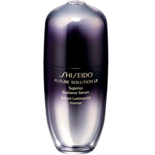 Future solution lx superior radiance serum serum rozświetlające 30ml marki Shiseido