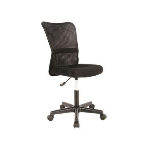 Fotel obrotowy, krzesło biurowe Q-121 black, Q-121 BK