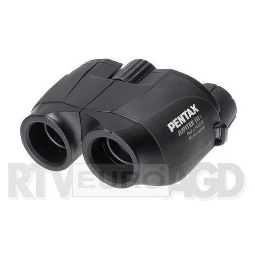 Pentax  jupiter iii 8x22 (czarny) - produkt w magazynie - szybka wysyłka! (0027075206557)