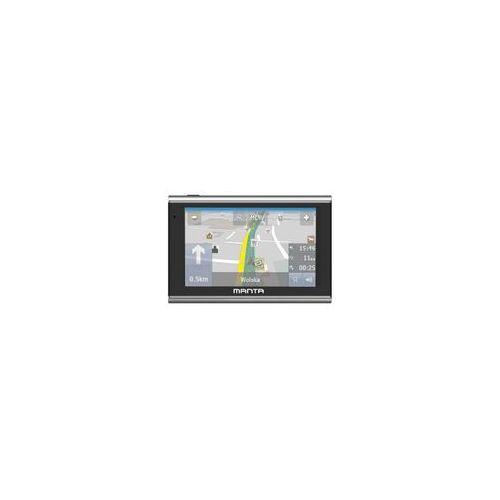 Manta GPS720, przekątna ekranu [7