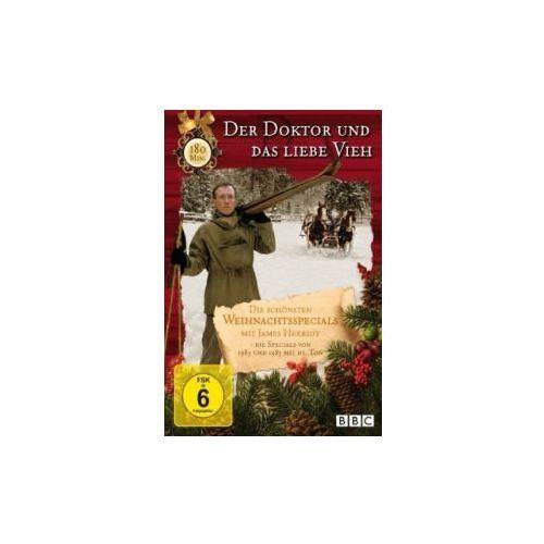 Der Doktor und das liebe Vieh - Die schönsten Weihnachtsspecials, 1 DVD