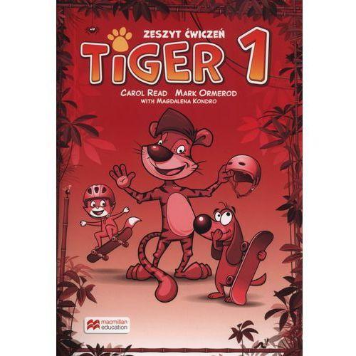 Tiger 1. Ćwiczenia (Do Wersji Wieloletniej), oprawa miękka