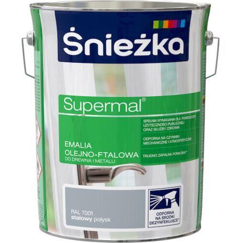 Śnieżka supermal® emalia olejno-ftalowa połysk marki Ffil śnieżka s.a.
