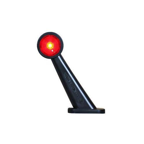 Lampa LED obrysowa przednio-tylna PRAWA (295BCP) (5907465122801)