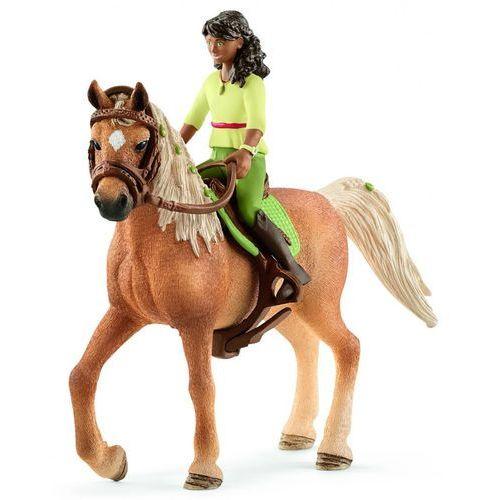 Dziewczynka i arabska klacz (4055744021596)