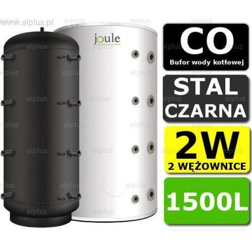Bufor 1500l 2w zbiornik buforowy akumulacyjny co z 2 wężownicami wysyłka gratis! marki Joule