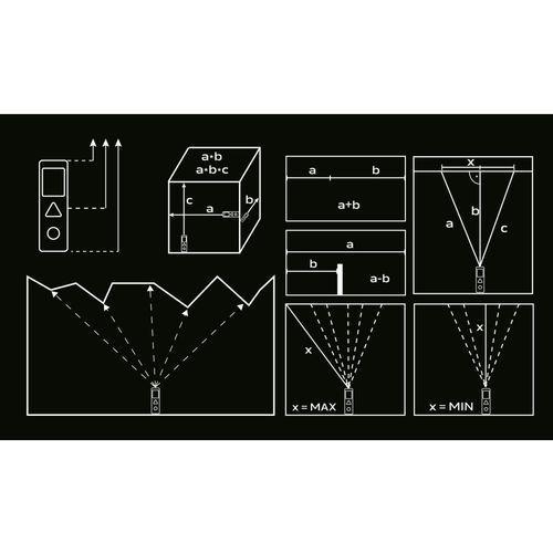 Dalmierz laserowy Neo 75-203 (5907558431865)