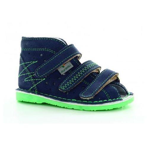 profilaktyczne buty wzór ta105/ta115 jeans fluoz marki Danielki