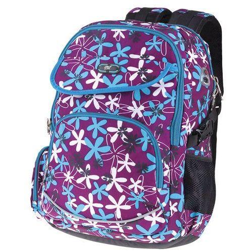 Plecak szkolno-sportowy SPOKEY 837989 Fioletowy