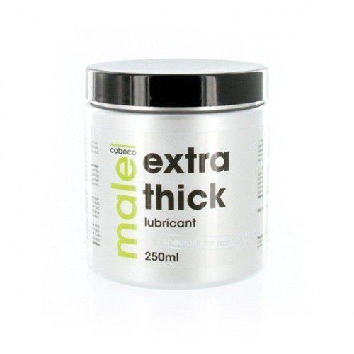 Cobeco male extra thick lubricant preparat do nawilżania 250ml marki Cobeco pharma