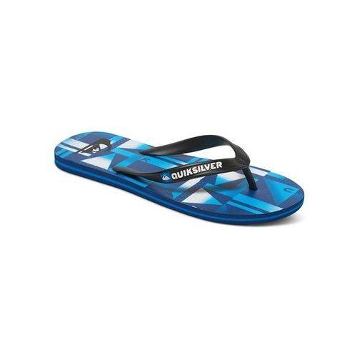 buty QUIKSILVER - Molochkremixyt Blue/Blue/Black (XBBK) rozmiar: 35, kolor niebieski