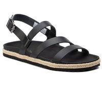 Espadryle - boi jute sandal pms90059 black 999, Pepe jeans, 41-45