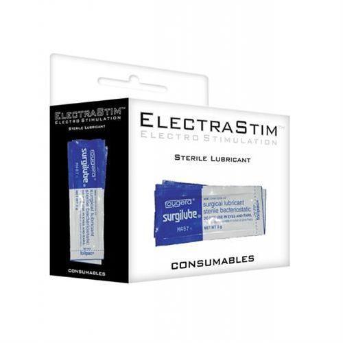 Electrastim (uk) Lubrykant sterylny surgilube 3 g (10 szt.)