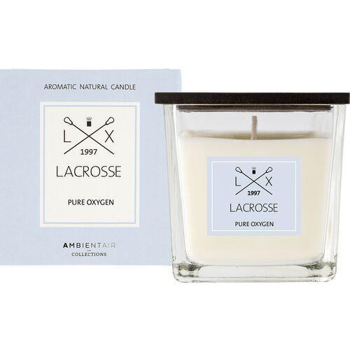 Lacrosse Świeca zapachowa pure oxygen 8x8 - pure oxygen