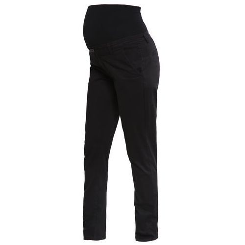 Zalando Essentials Maternity Spodnie materiałowe black, 36-42