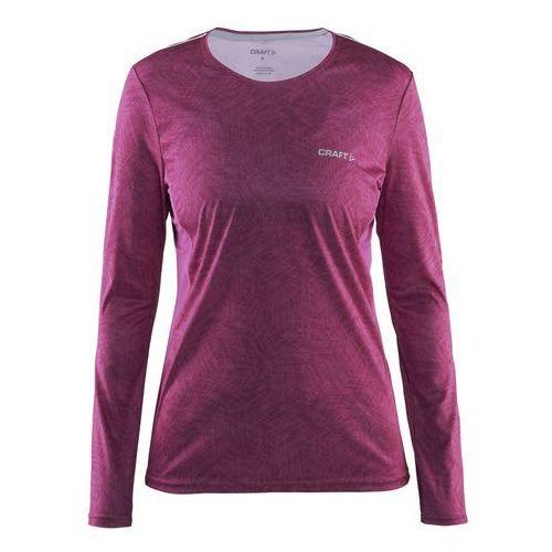 Craft Mind LS Tee - koszulka damska (różowa)
