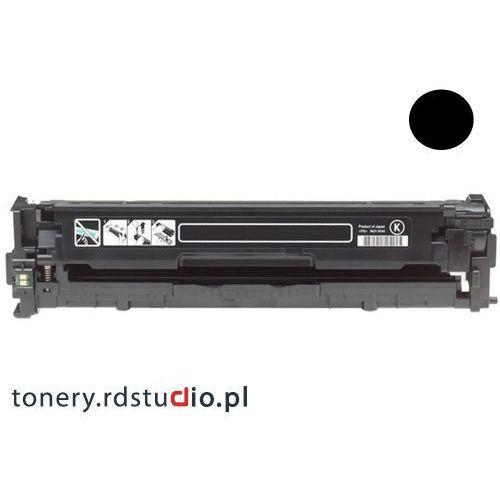 Toner do HP CP1215 CP1515N CP1518NI CM1312MFP - Zamiennik HP CB540A BLACK P-PLUS