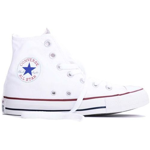 CONVERSE - Chuck Taylor All Star High white (OPT WHITE) rozmiar: 45, kolor biały