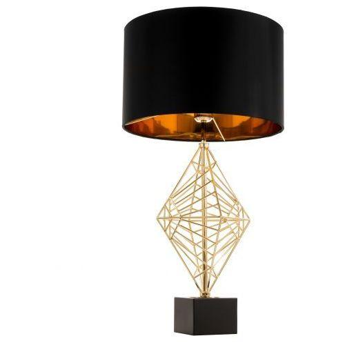 Lampa stołowa CARACAS T01977AU – Cosmo Light (5902115961977)