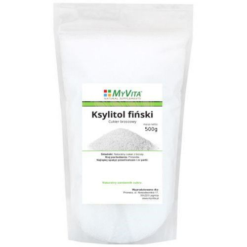 Ksylitol fiński 500 g (), marki Myvita