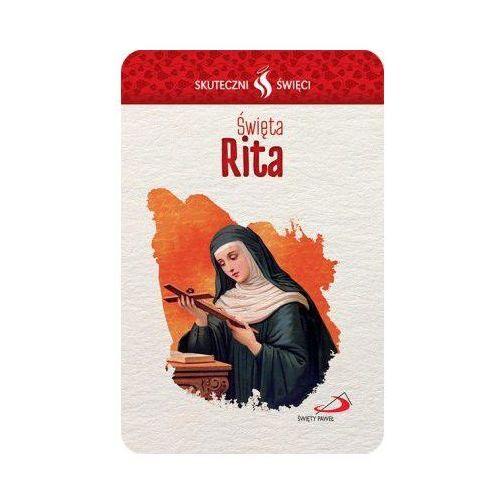 Karta Skuteczni Święci - Święta Rita, kup u jednego z partnerów